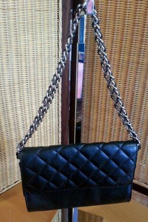 Zara Mini sac noir faux cuir