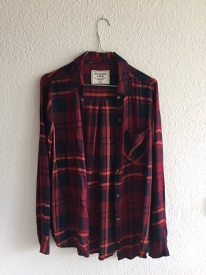 Abercrombie and Fitch Bluse kariert