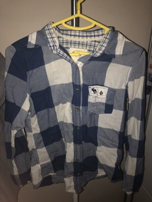 Abercrombie and Fitch Hemd blau S
