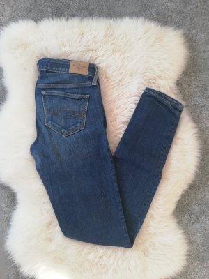 Abercrombie & Fitch Skinny Jeans blue-dark blue