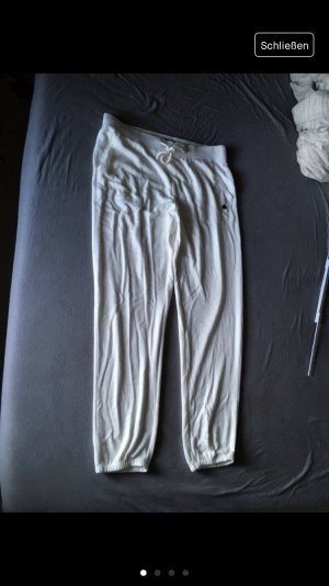 Abercrombie & Fitch Trackies natural white
