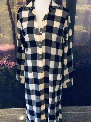 Abercrombie & Fitch Camicetta lunga multicolore Poliestere