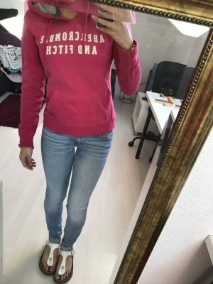Abercrombie and Fitch Pulli Pink