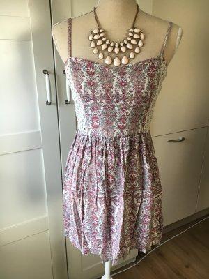 Abercrombie & Fitch Mini Dress multicolored cotton
