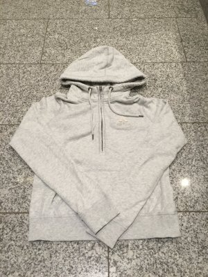 Abercrombie and Fitch Sweatshirt grau