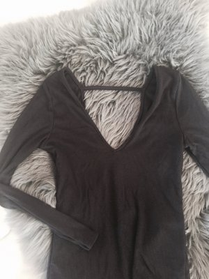 Abercrombie & Fitch Shirtbody zwart