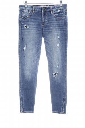 Abercrombie & Fitch Jeans a 7/8 blu stile casual