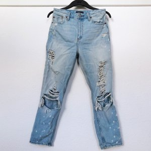 Abercrombie & Fitch A&F Girlfriend Jeans Annie High Rise