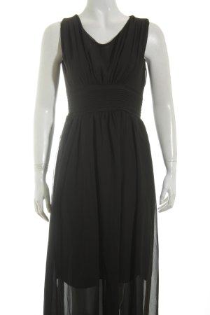 Abercrombie & Fitch A-Linien Kleid schwarz Elegant