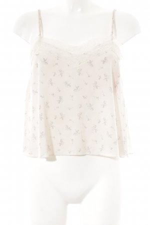 Abercrombie & Fitch ärmellose Bluse florales Muster Casual-Look