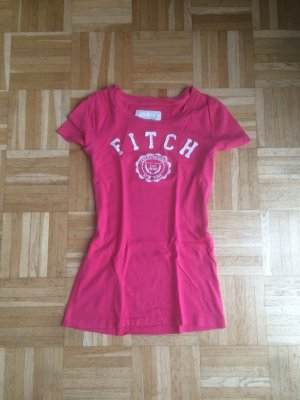 Abercrombie & Fitch Basic Shirt Pink