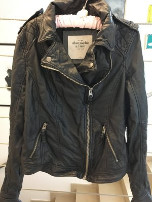 Abercrombie & Fitch Jacket black