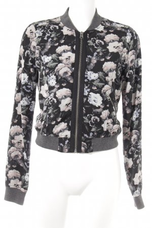 Abercrombie & Fitch Blouson flower pattern casual look