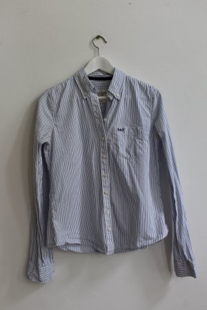 Abercrombie & Fitch Shirt Blouse multicolored cotton