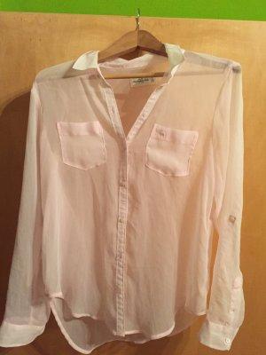 Abercrombie & Fitch Bluse in Rose Größe S