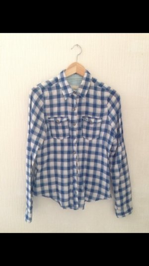 Abercrombie & Fitch Bluse Karo