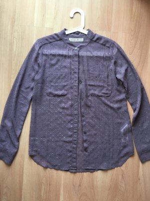 Abercrombie&Fitch Bluse mit Glitzerpunkten S