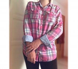 Abercrombie& Fitch Bluse, pink