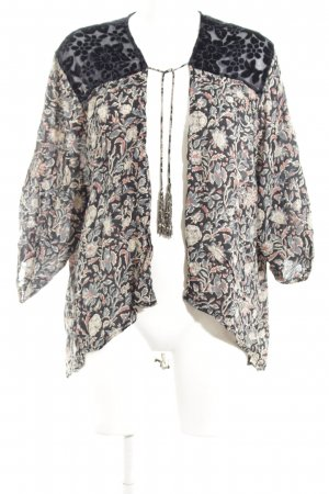 Abercrombie & Fitch Blusenjacke Blumenmuster Elegant