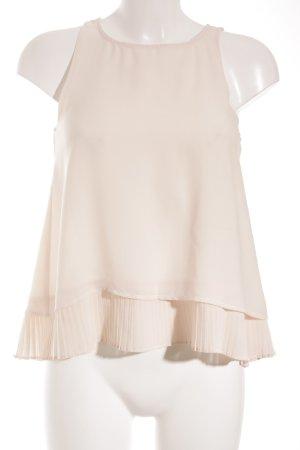 Abercrombie & Fitch Camisa de mujer rosa estilo romántico
