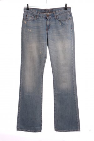 Abercrombie & Fitch Boot Cut Jeans blue casual look
