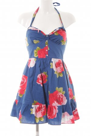 Abercrombie & Fitch Bustierkleid florales Muster Casual-Look