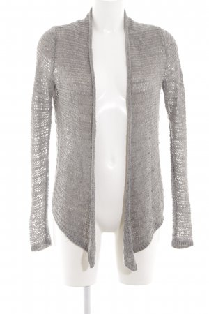 Abercrombie & Fitch Cardigan grigio chiaro stile casual