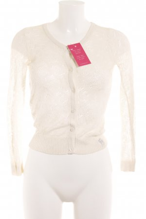 Abercrombie & Fitch Cardigan creme Casual-Look