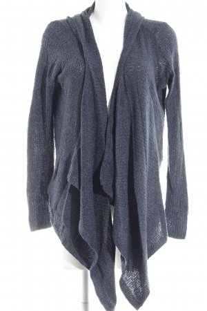 Abercrombie & Fitch Cardigan dunkelblau Casual-Look