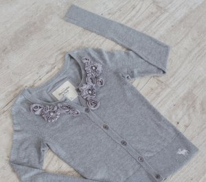 Abercrombie & Fitch ~ CARDIGAN STRICKJACKE PULLOVER ~ SIZE XS