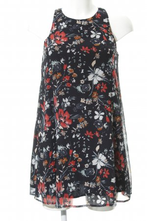 Abercrombie & Fitch Chiffonkleid Blumenmuster Casual-Look