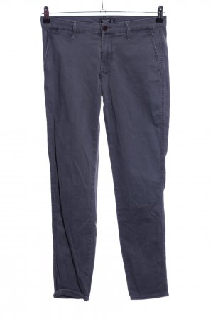 Abercrombie & Fitch Chinos light grey casual look