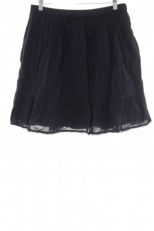 Abercrombie & Fitch Crash Skirt dark blue casual look