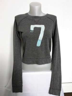 Abercrombie & Fitch Crop Pullover (Gr. S)