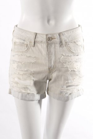 Abercrombie & Fitch Destroyed Shorts