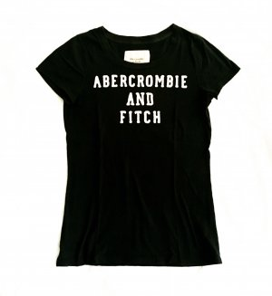 abercrombie & fitch , dunkelblau
