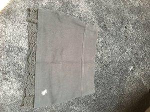 Abercrombie & Fitch Miniskirt dark blue