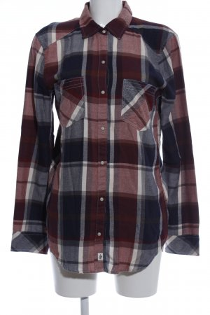 Abercrombie & Fitch Flannel Shirt allover print casual look