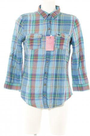 Abercrombie & Fitch Flanellen hemd geruite print casual uitstraling