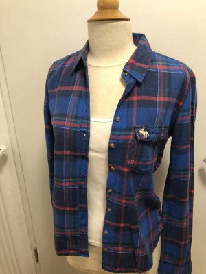 Abercrombie & Fitch | Flannel Shirt | Blue