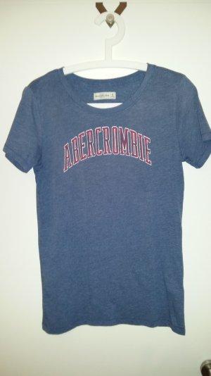 Abercrombie & Fitch, Gr. M, blau, Super Zustand