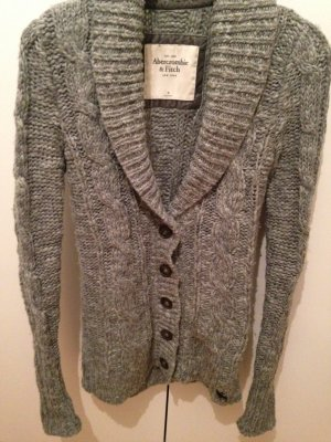 Abercrombie & Fitch Grobstrickcardigan