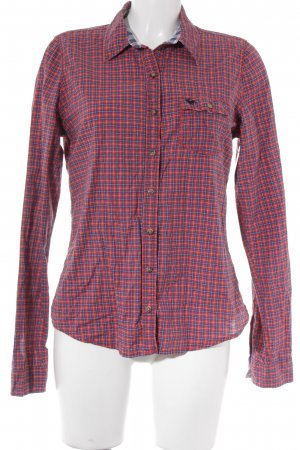 Abercrombie & Fitch Hemd-Bluse Karomuster Country-Look