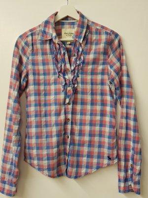 Abercrombie & Fitch Hemd Bluse - Neu ! ( Gr. 36 / S )
