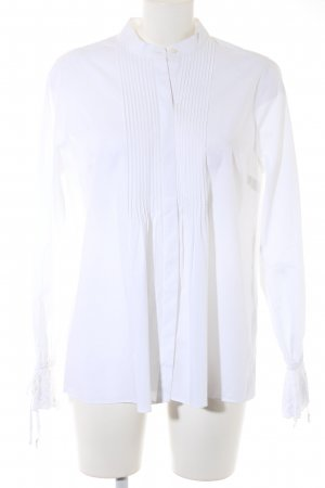 Abercrombie & Fitch Blouse-chemisier blanc style hippie
