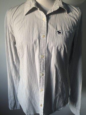 Abercrombie & Fitch Hemd gestreift Größe -L-
