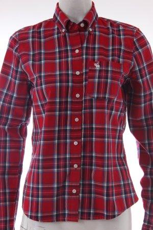 Abercrombie & Fitch Camisa de leñador multicolor Algodón
