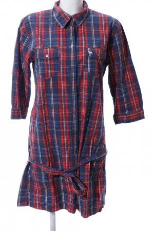 Abercrombie & Fitch Shirtwaist dress check pattern casual look