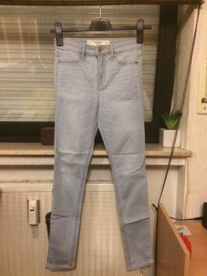 Abercrombie & Fitch High Rise Super Skinny W26 highwaist