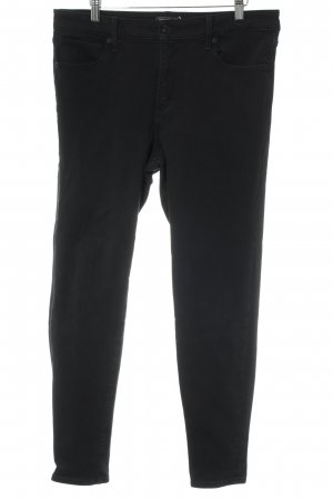 """Abercrombie & Fitch Hoge taille jeans """"Simone High Rise """" zwart"""